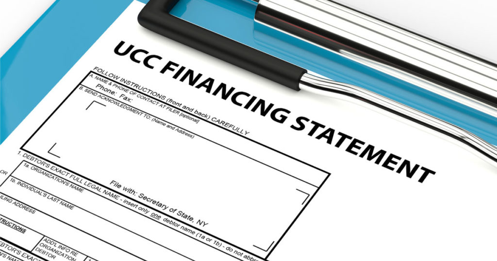 What Is A Ucc Filing And What Does It Mean For Your Trucking