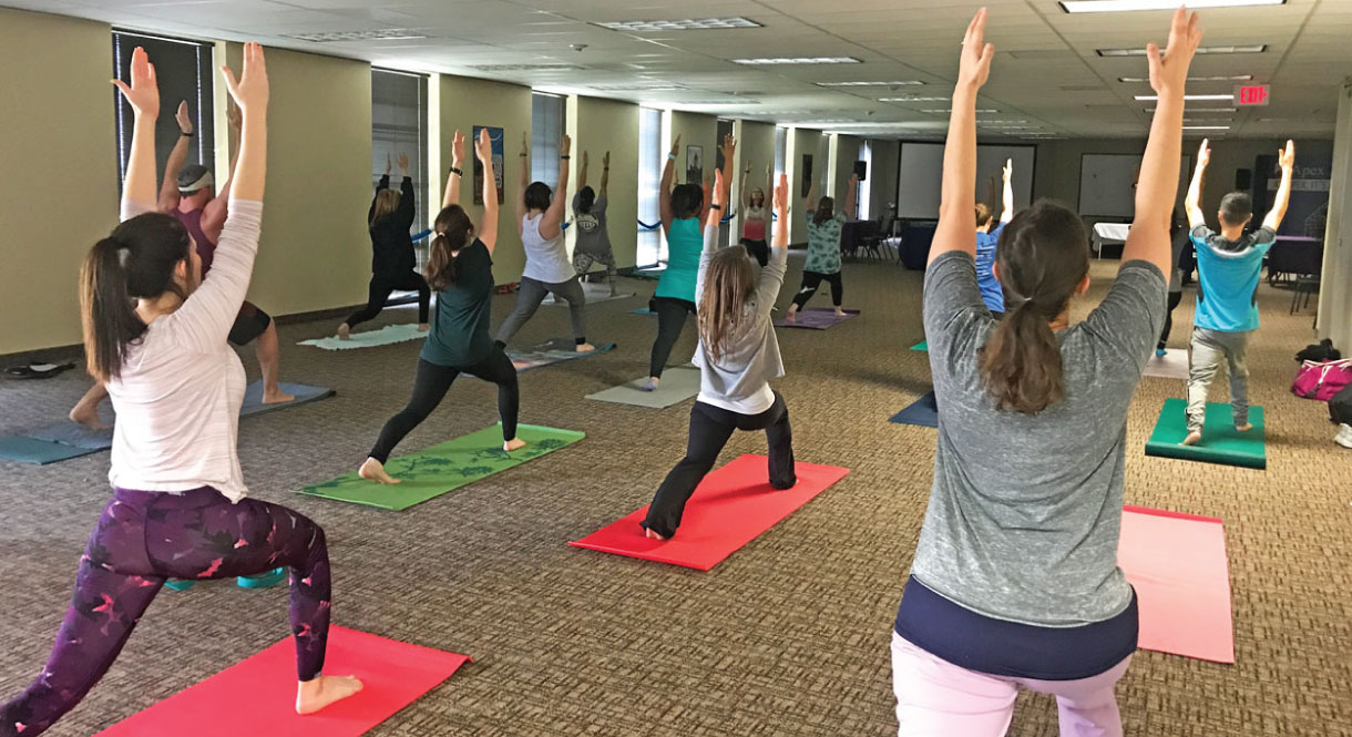 Benefits Wellness Yoga