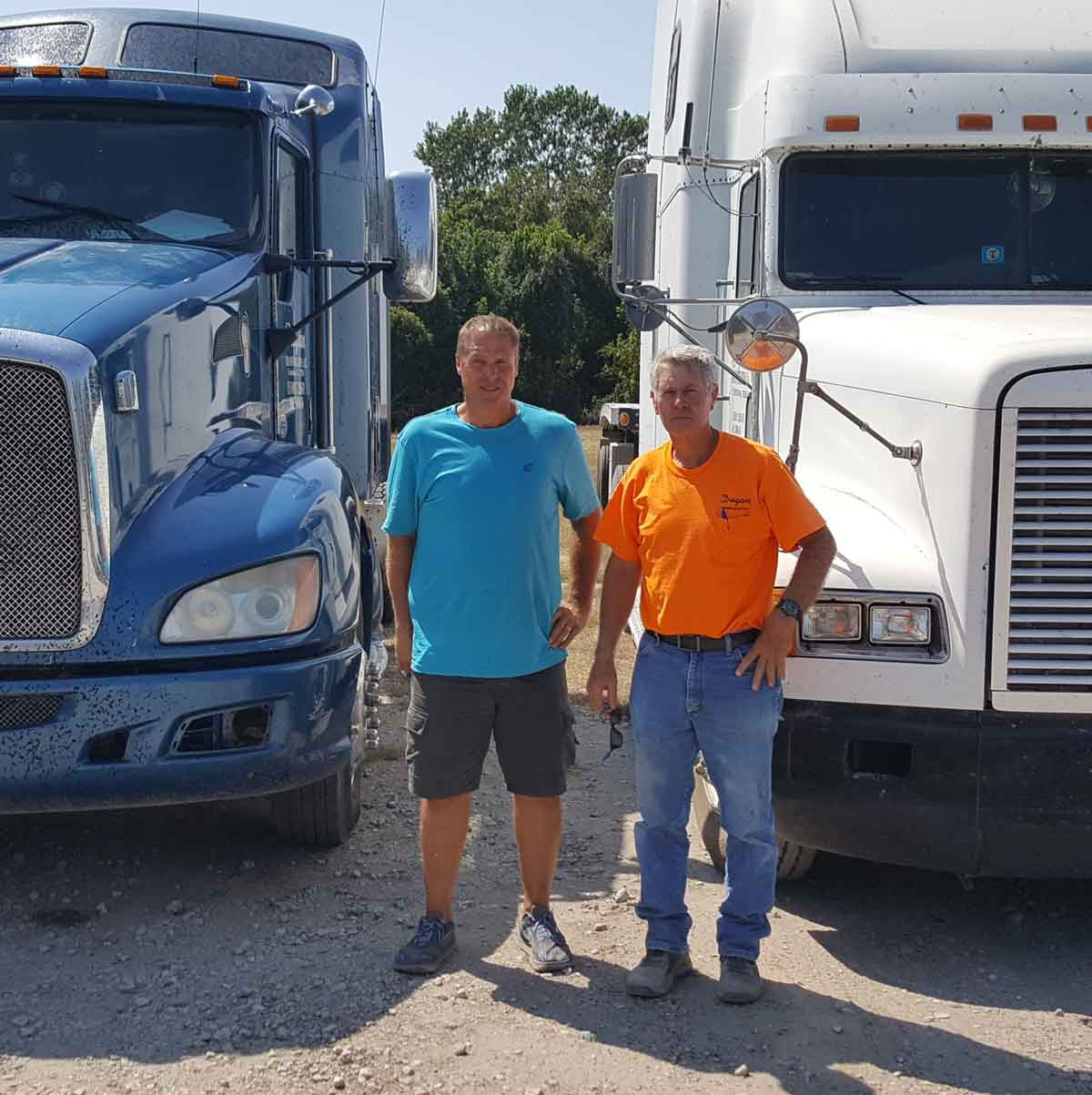 Dugan Transportation Apex trucking factoring client
