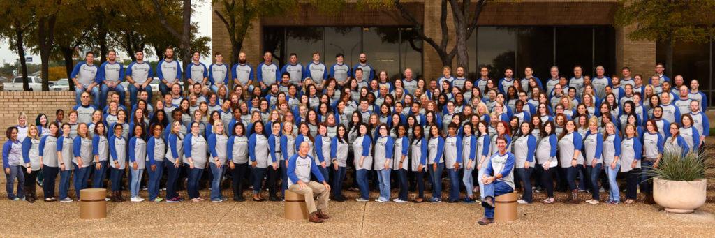 Apex Capital Corp 20th Anniversary Team Photo