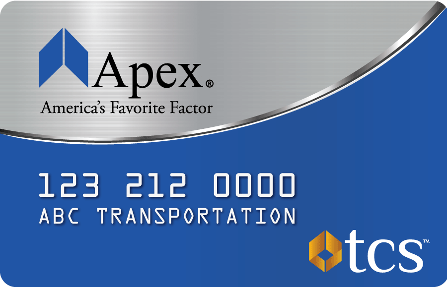 Apex Fuel Card | Fuel Card for truckers