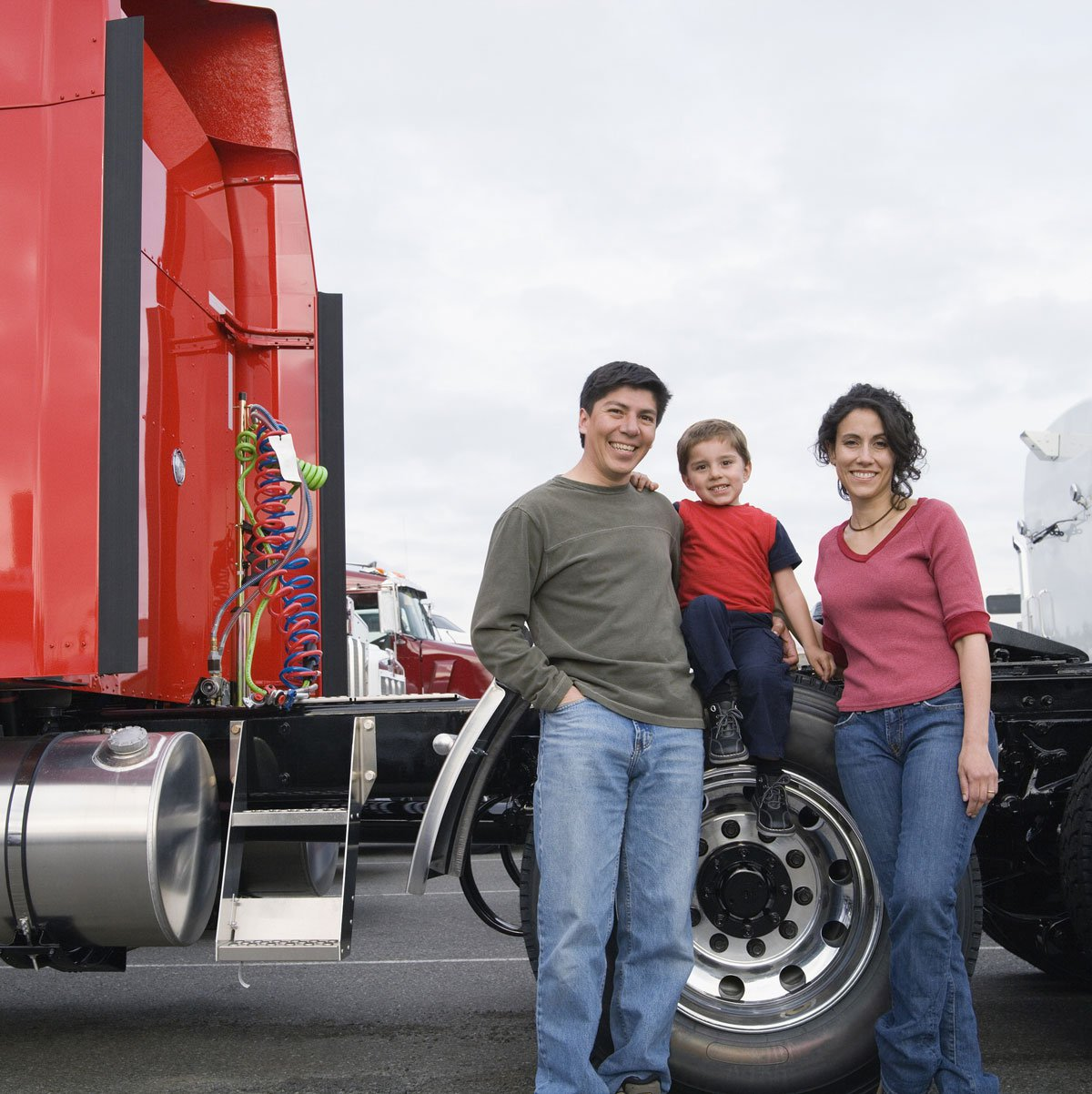 Start your trucking company
