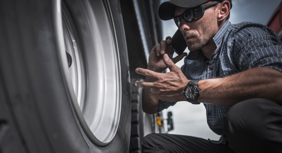 Discounts on trucking roadside assistance