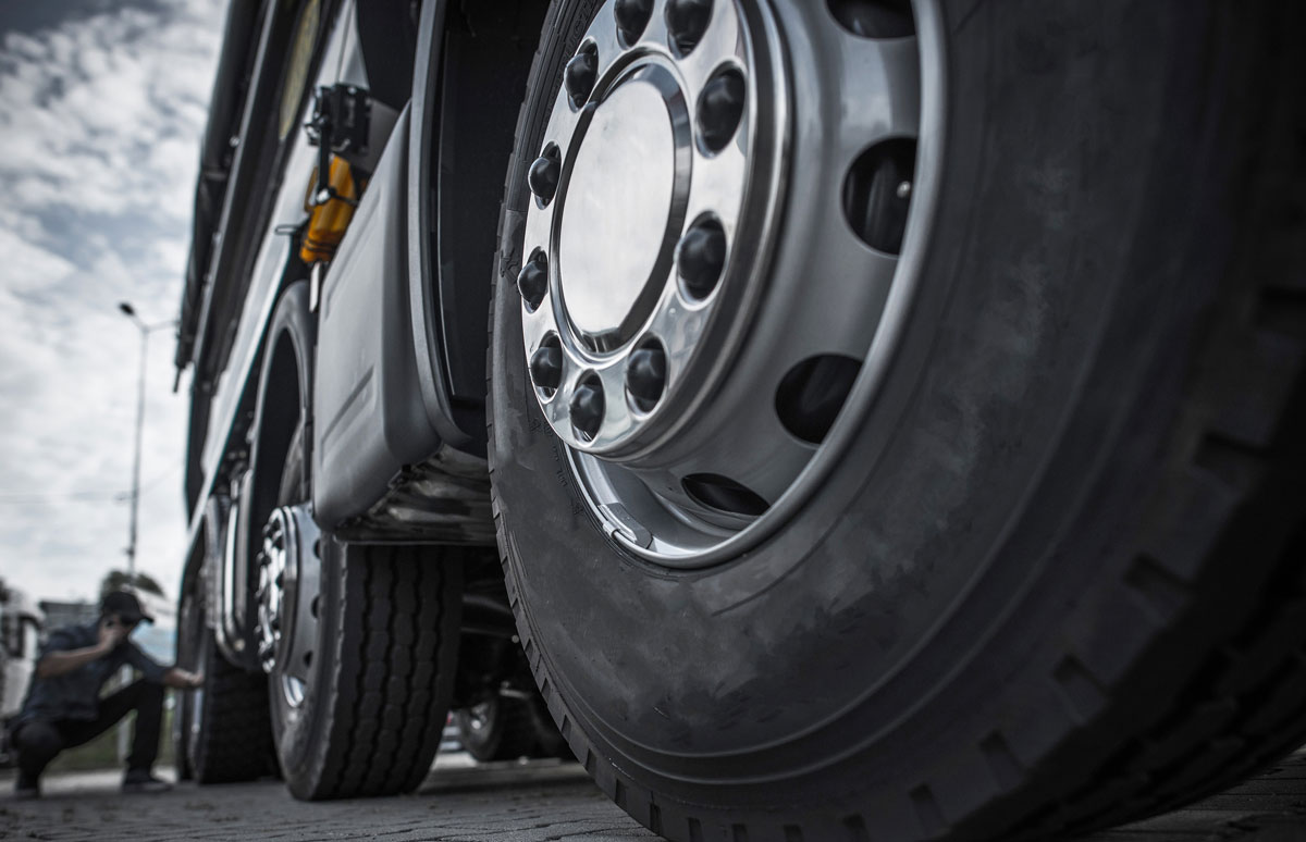Discounts on tires for truckers