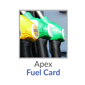 Apex Fuel Card | Fuel Pump