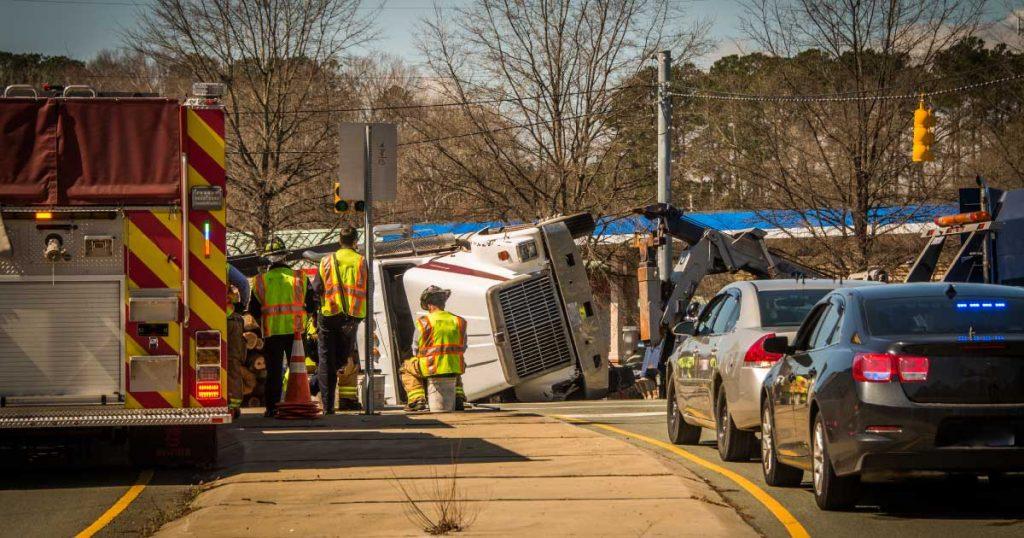 Truck Crash Prevention