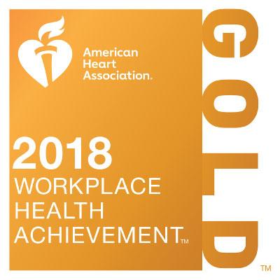 2018 Workplace Health Achievement