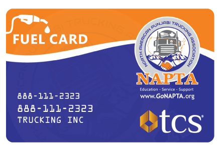 NAPTA Fuel Card Program