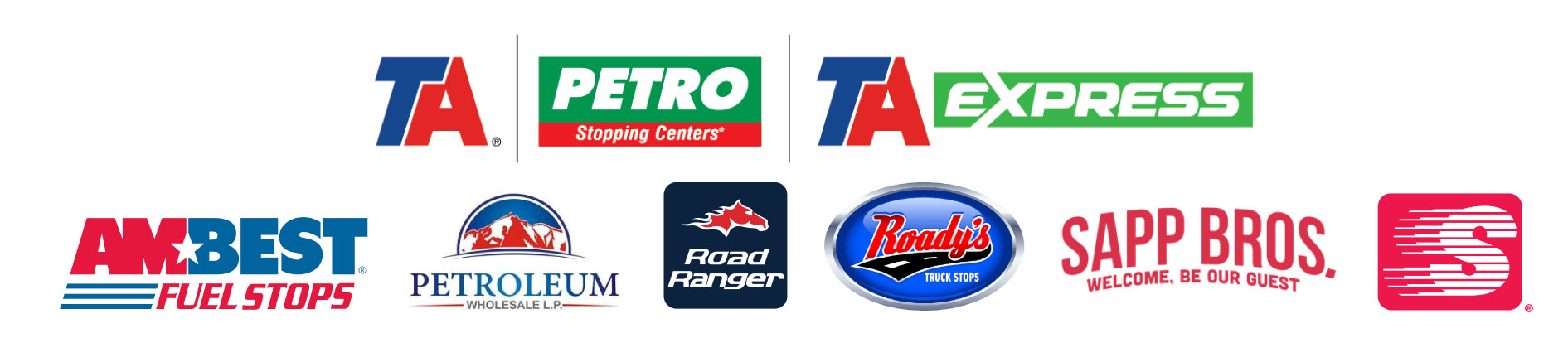 Fuel Card Truck Stop Partners