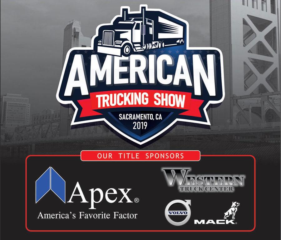 American Trucking Show 2019