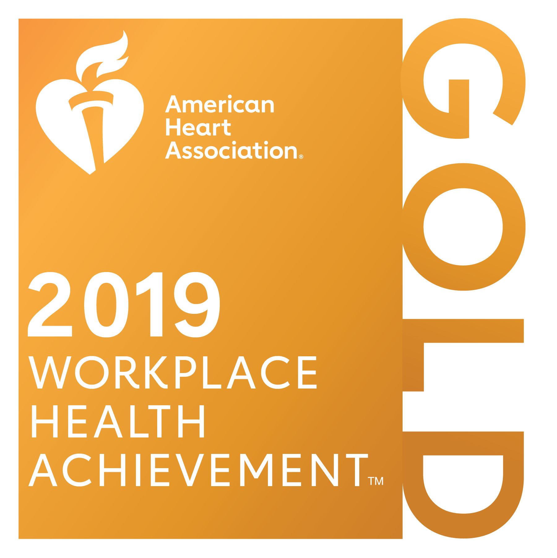 2018 Workplace Health Achievement