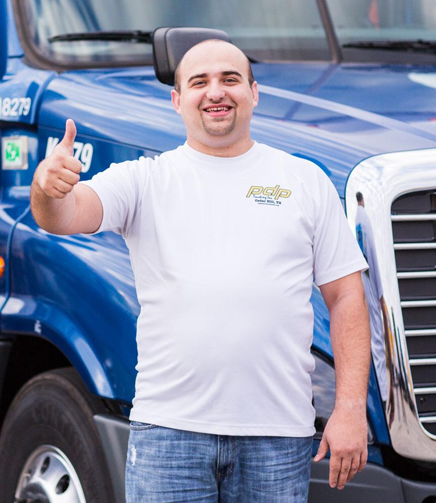 PDP Trucking