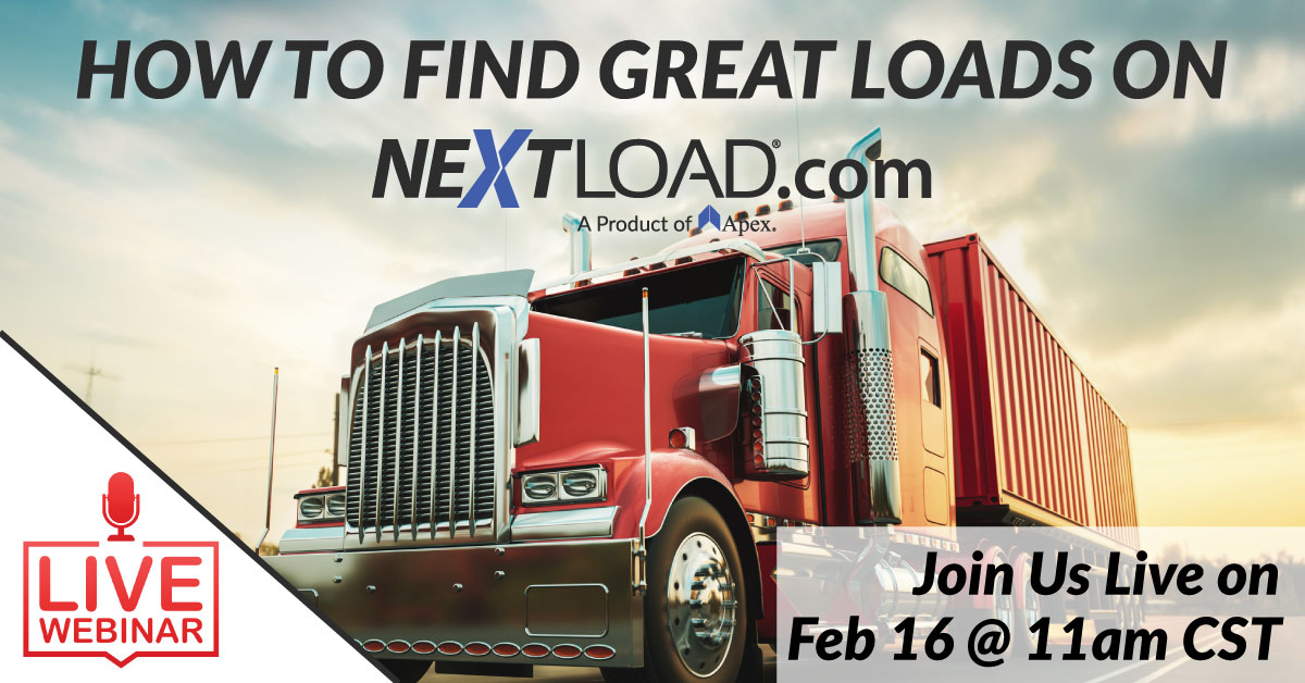 NextLOAD webinar